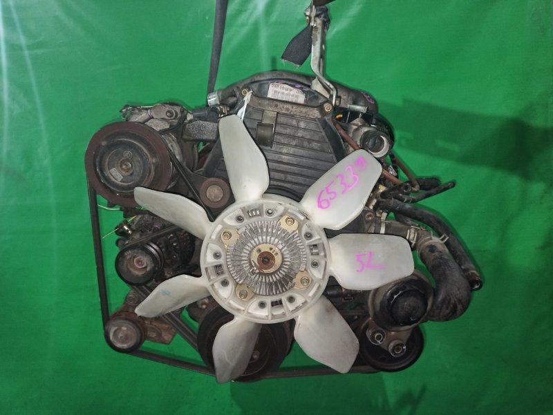 Двигатель Toyota Hiace LH188 5L