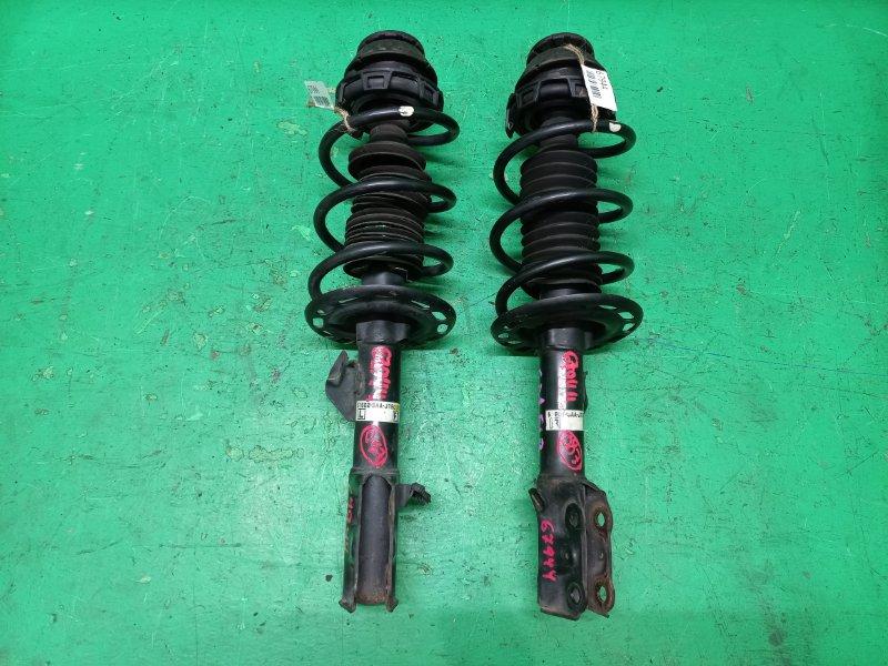 Стойка Honda Fit GD1 передняя (комплект 2 шт.: левая+правая)