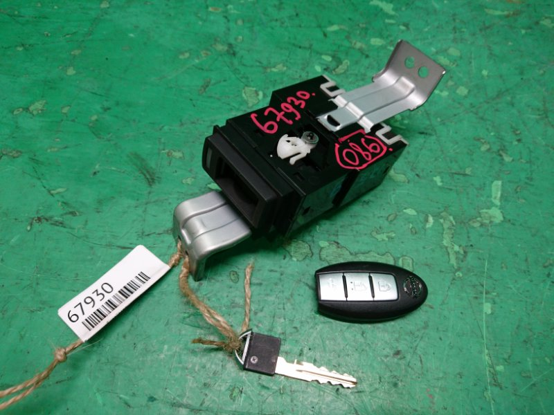 Блок иммобилайзера Nissan Fuga PY50