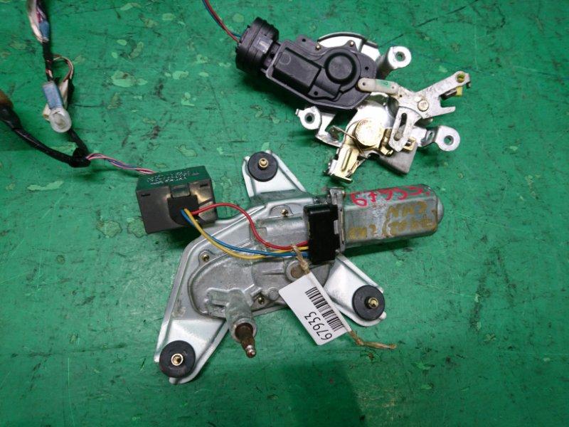 Механизм дворников Toyota Corolla Spacio AE111 задний