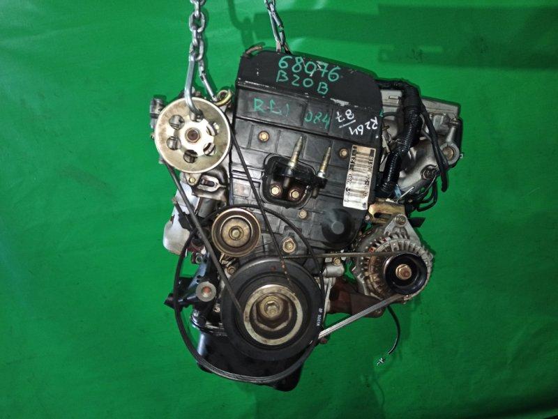 Двигатель Honda Crv RD1 B20B8 2000818