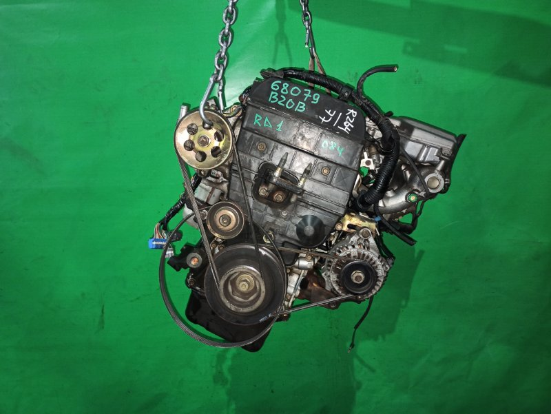 Двигатель Honda Crv RD1 B20B8 1007497