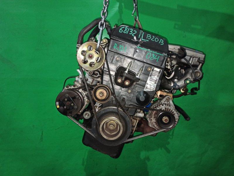 Двигатель Honda Crv RD1 B20B8 2002051
