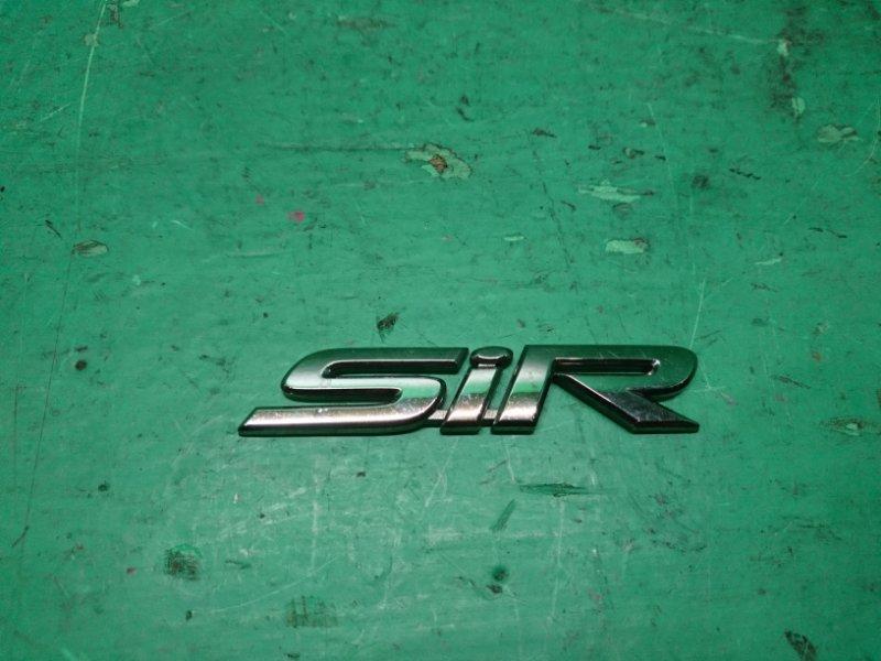 Эмблема Honda Accord CF4 75731S0A930