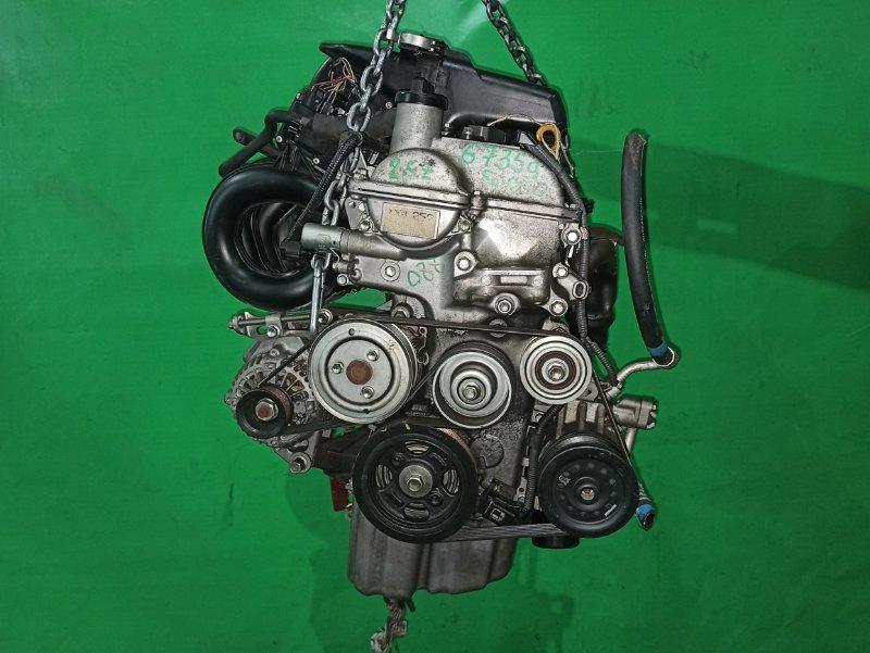Двигатель Toyota Vitz SCP90 2SZ-FE 2140357