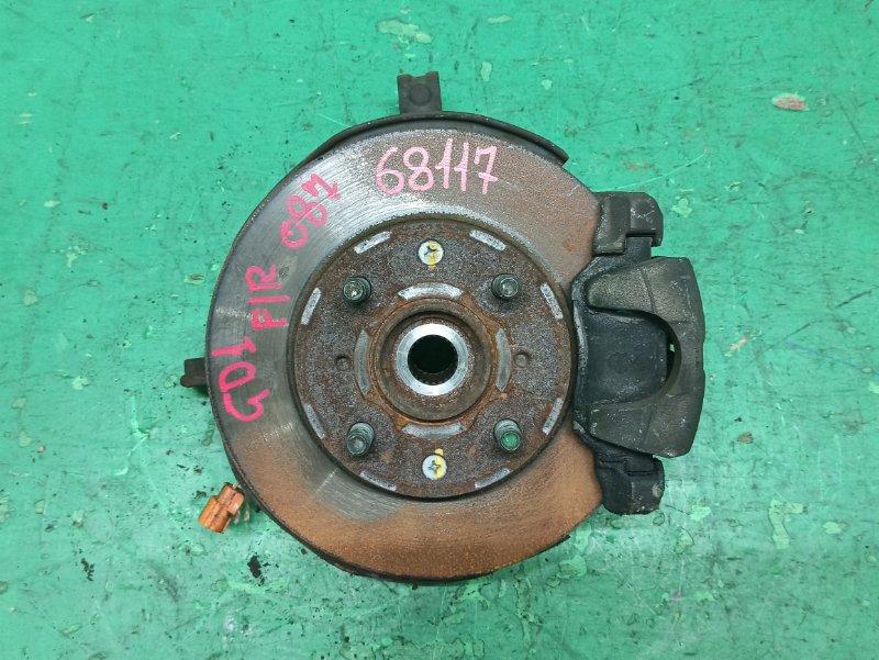 Ступица Honda Fit GD1 L13A передняя правая