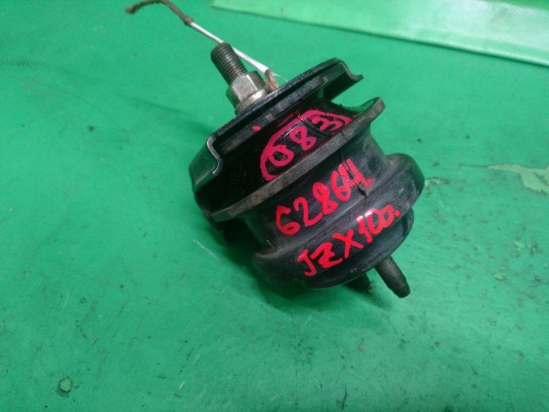 Подушка двигателя Toyota Mark Ii JZX100 1JZ-GE левая
