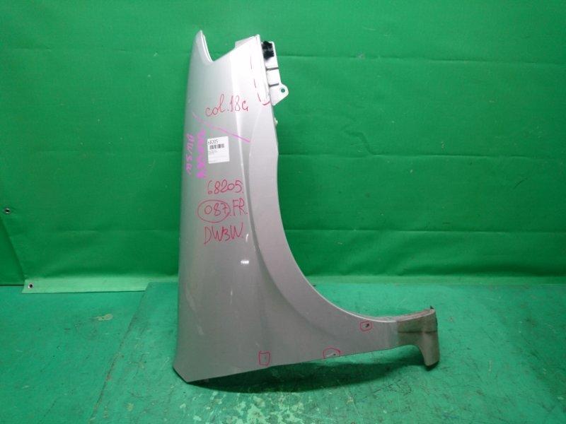 Крыло Mazda Demio DW3W переднее правое