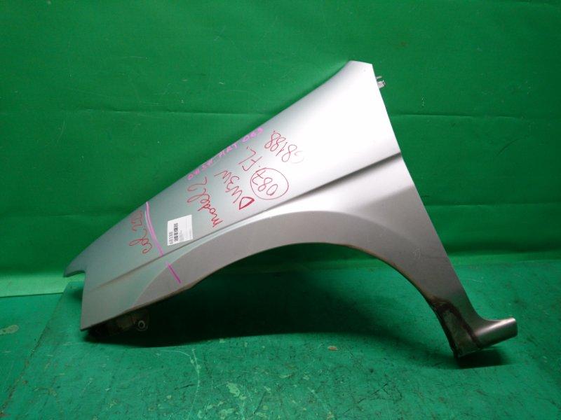 Крыло Mazda Demio DW3W переднее левое