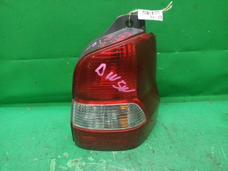 Стоп-сигнал Mazda Demio DW3W задний правый 49-02