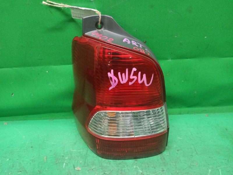 Стоп-сигнал Mazda Demio DW3W задний левый 49-02