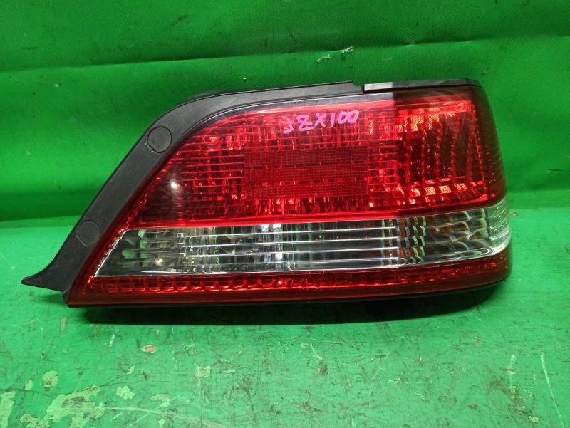 Стоп-сигнал Toyota Cresta JZX100 задний правый 22-261