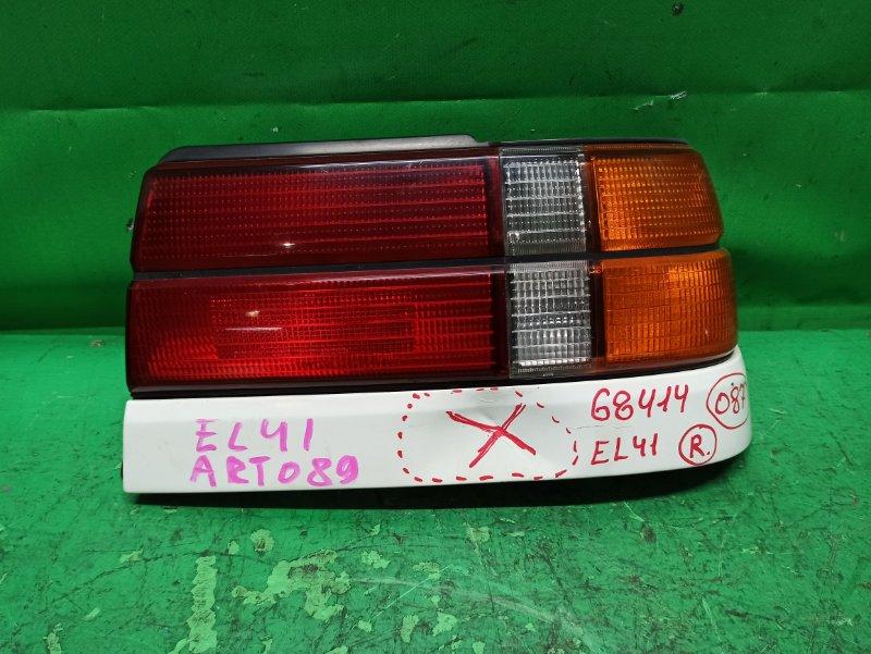 Стоп-сигнал Toyota Corsa EL41 задний правый