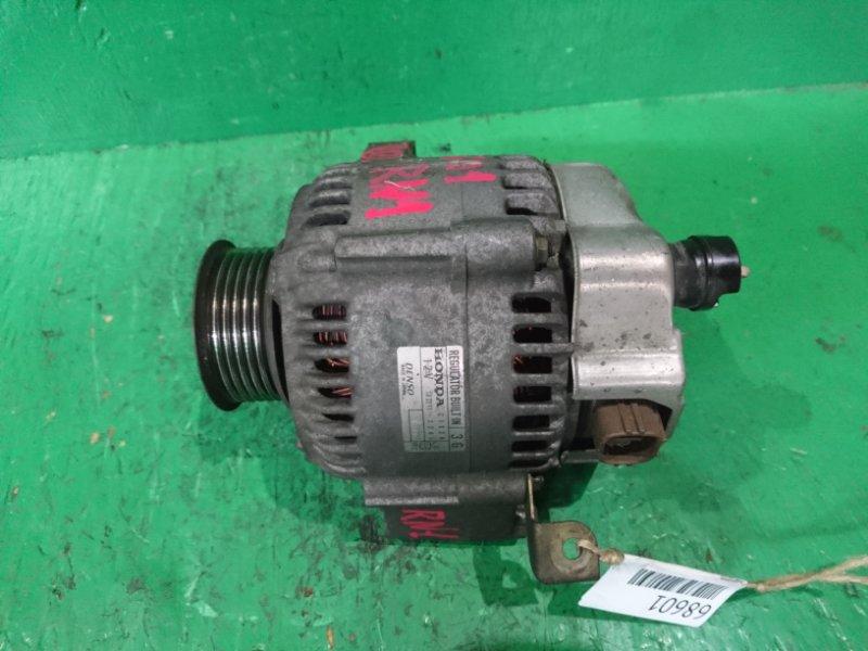 Генератор Honda Stream RN1 D17A CJX24