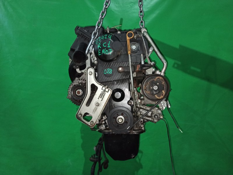 Двигатель Subaru R2 RC1 EN07D 660770