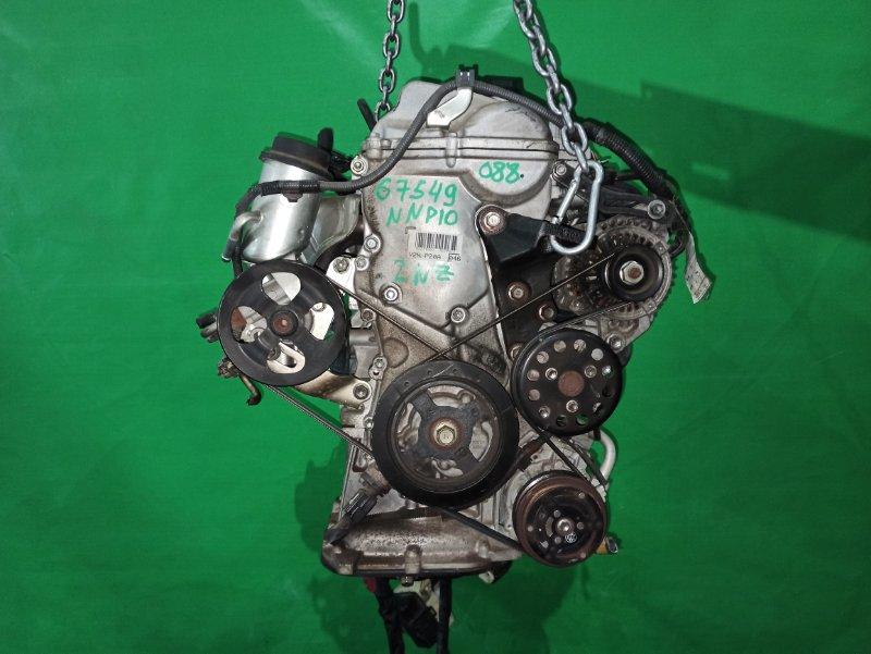 Двигатель Toyota Porte NNP10 2NZ-FE 4974900