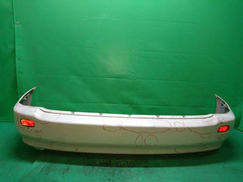 Бампер Toyota Ipsum SXM10 задний 42-1
