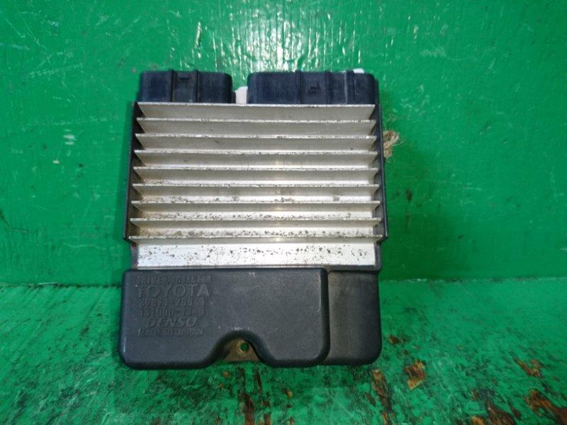 Блок управления форсунками Toyota Noah AZR60 1AZ-FSE 89871-20040