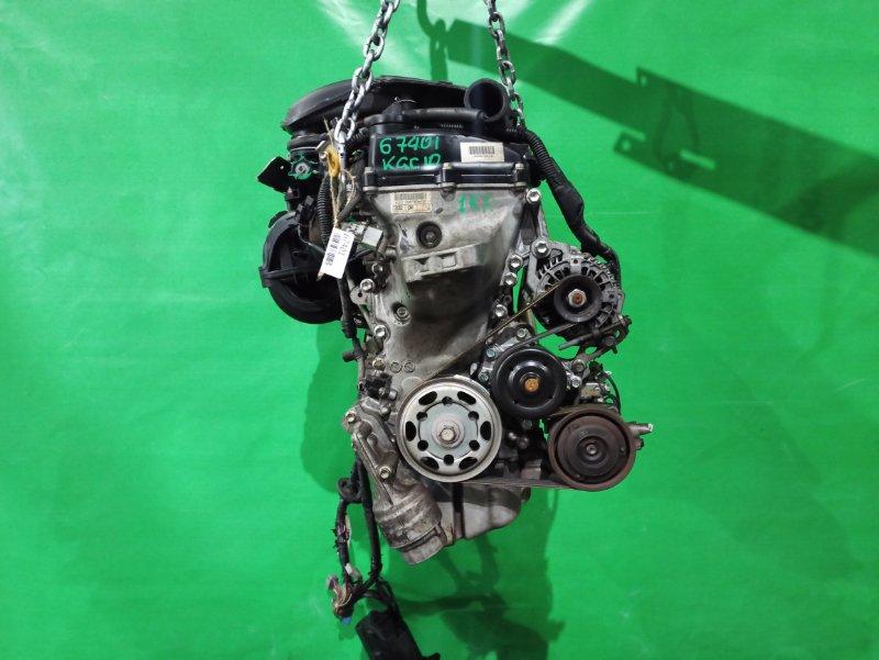 Двигатель Toyota Passo KGC10 1KR-FE 0997955