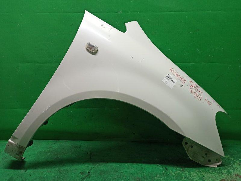 Крыло Toyota Ipsum ACM21 переднее правое