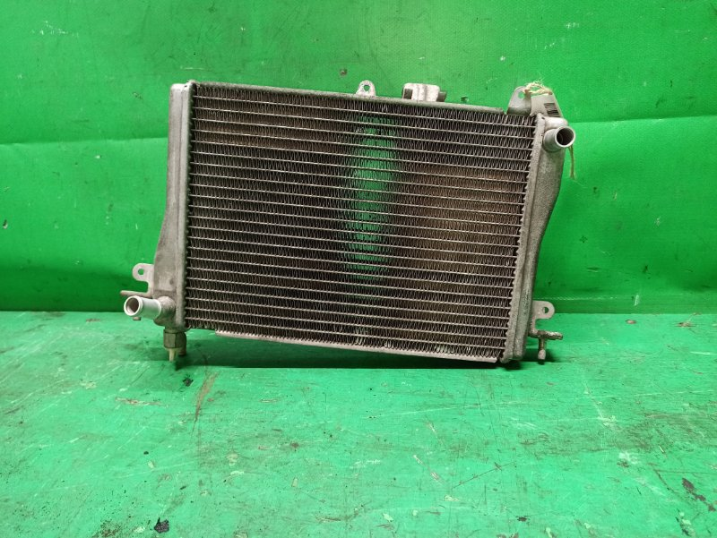 Радиатор интеркулера Toyota Hiace KZH106 1KZ-TE