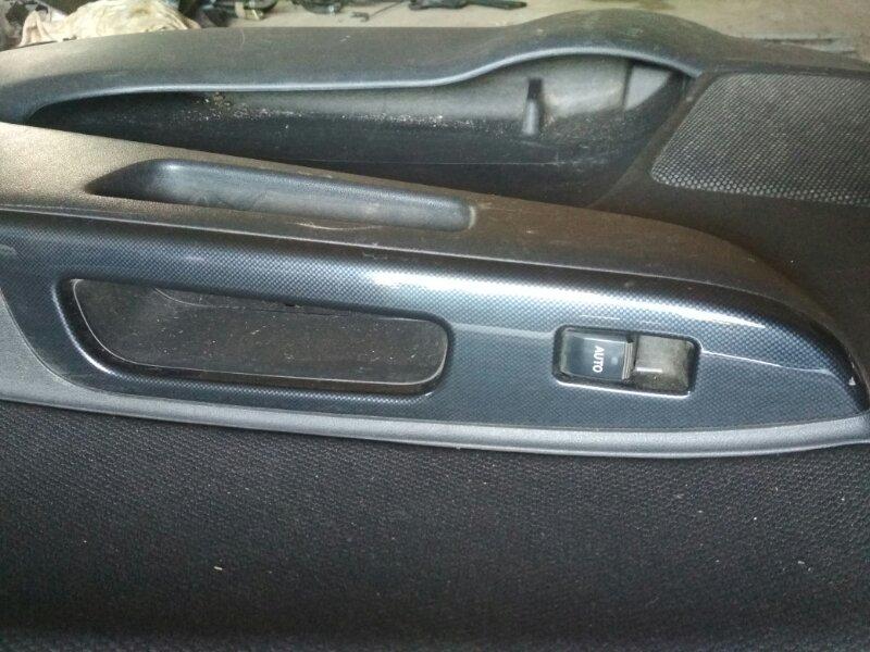 Блок управления стеклоподьемниками Toyota Wish ZNE10 1ZZ-FE 2006 задний правый