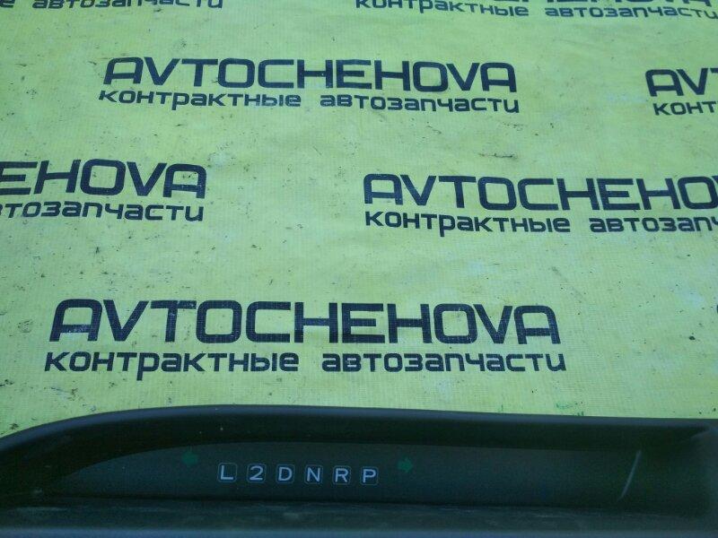 Панель приборов Toyota Nadia ACN10-0005543 1AZFSE 2001 передний