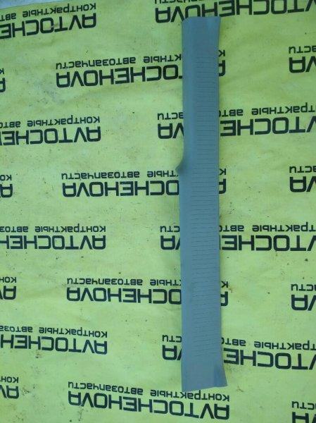 Накладка на порог Toyota Nadia ACN10-0005543 1AZFSE 2001 задняя правая