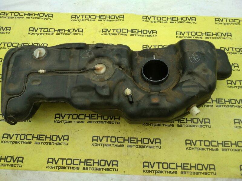 Топливный бак Nissan Tiida Latio SNC11-122805 HR15 2007 задний
