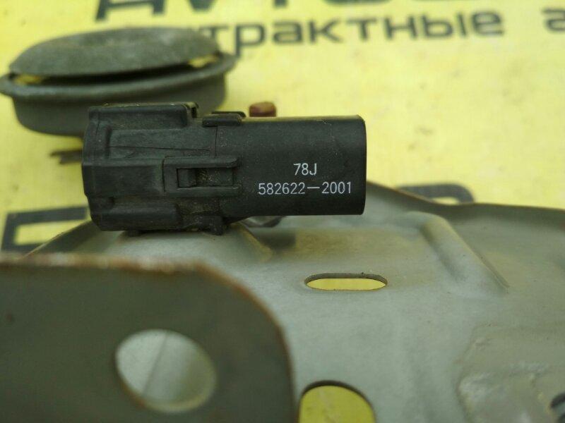 Датчик температуры воздуха Nissan Tiida Latio SNC11-122805 HR15 2007 передний