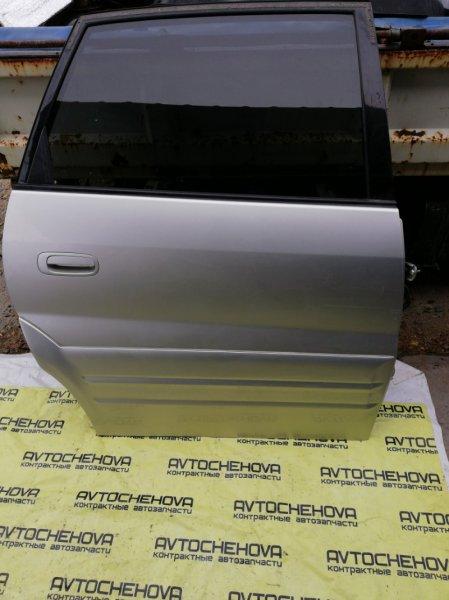 Дверь Toyota Nadia ACN10-0005543 1AZFSE 2001 задняя правая
