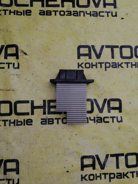 Реостат печки Toyota Nadia ACN10-0005543 1AZFSE 2001 передний