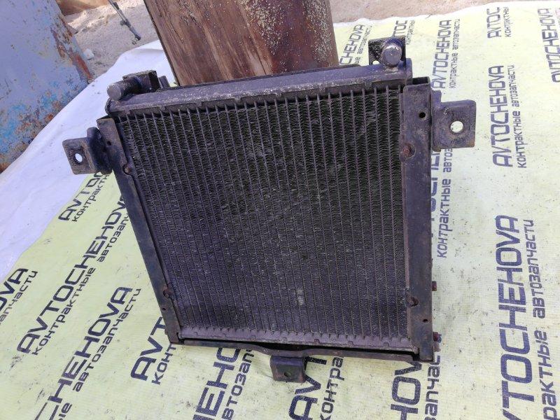 Радиатор кондиционера Nissan Atlas N6F23-005706 TD 25 1998 передний