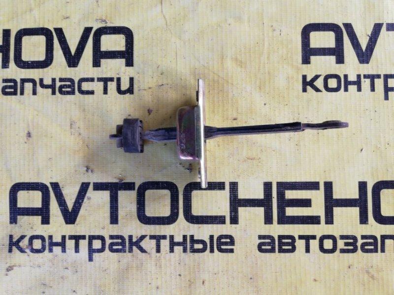 Ограничитель двери Toyota Land Cruiser FZJ80-0117393 1FZFE 1995 задний правый