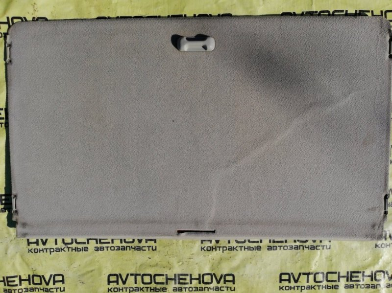 Обшивка люка Toyota Land Cruiser FZJ80-0117393 1FZFE 1995 передняя верхняя