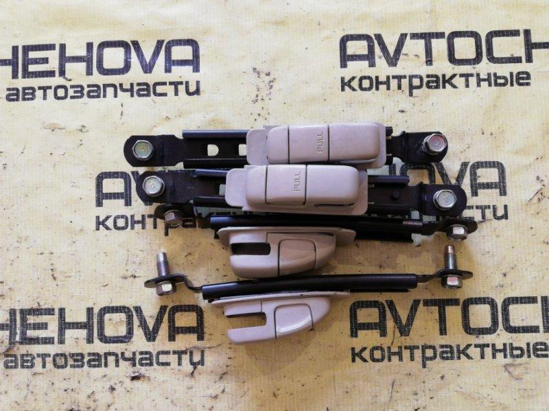 Крепление ремня безопасности Nissan Tiida C11-122153 HR15 2006