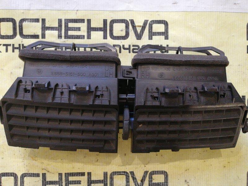 Решетка вентеляционная Nissan Tiida C11-122153 HR15 2006
