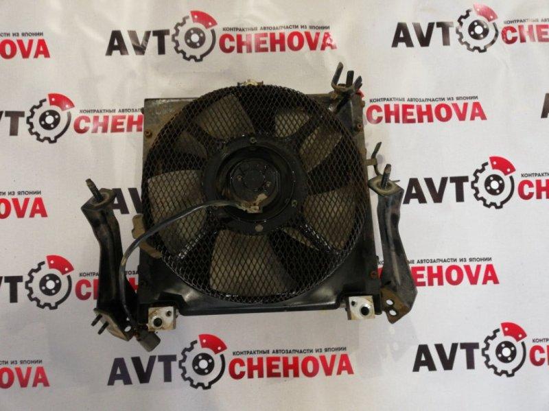Радиатор кондиционера Nissan Atlas P4F23-017711 TD 27 1995