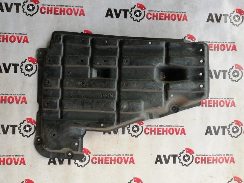 Защита топливного бака Toyota Wish ZNE10-0360006 1ZZ-FE 2007 нижняя