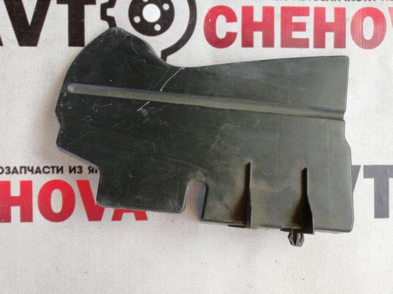Защита радиатора Toyota Wish ZNE10-0360006 1ZZ-FE 2007 передняя