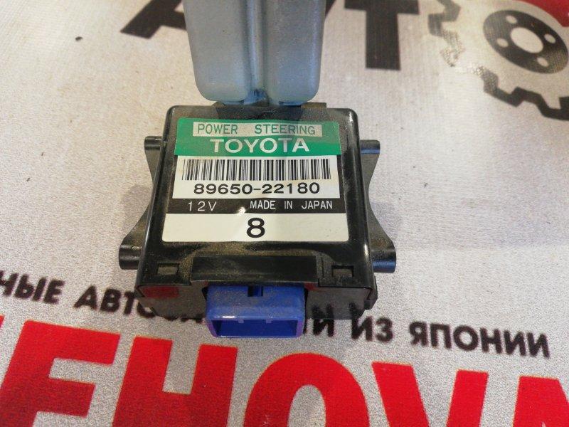 Блок управления рулевой рейкой Toyota Mark 2 JZX90-6576042 1JZ-GE 1994