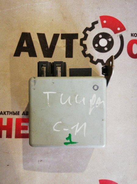 Блок управления рулевой рейкой Nissan Tiida C11-122153 HR15 2006