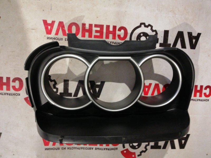 Консоль панели приборов Nissan Tiida C11-122153 HR15 2006