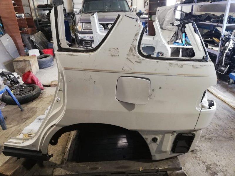Задняя часть автомобиля Toyota Ipsum SXM10-0205931 3SFE 1999 задняя