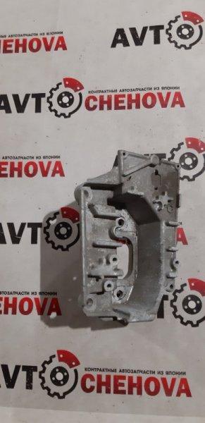Кронштейн опоры двигателя Nissan Tiida Latio SC11-207080 HR15DE 2010 передний левый