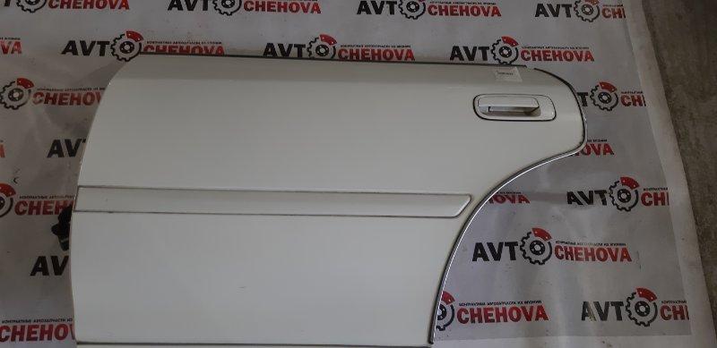 Дверь Toyota Chaser JZX100-0119776 1JZ-GE 2001 задняя левая