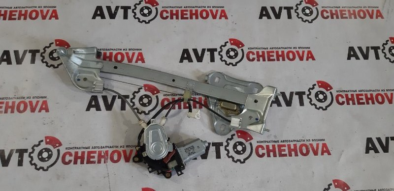 Стеклоподъемник Toyota Chaser JZX100-0119776 1JZ-GE 2001 задний правый