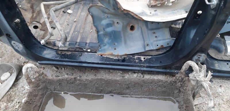 Порог кузовной Toyota Land Cruiser FZJ80-0117393 1FZFE 1995 левый