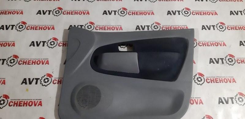 Обшивка двери Daihatsu Terios J100G передняя правая