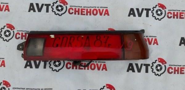 Стоп-сигнал Toyota Corsa EL30 1987 задний правый